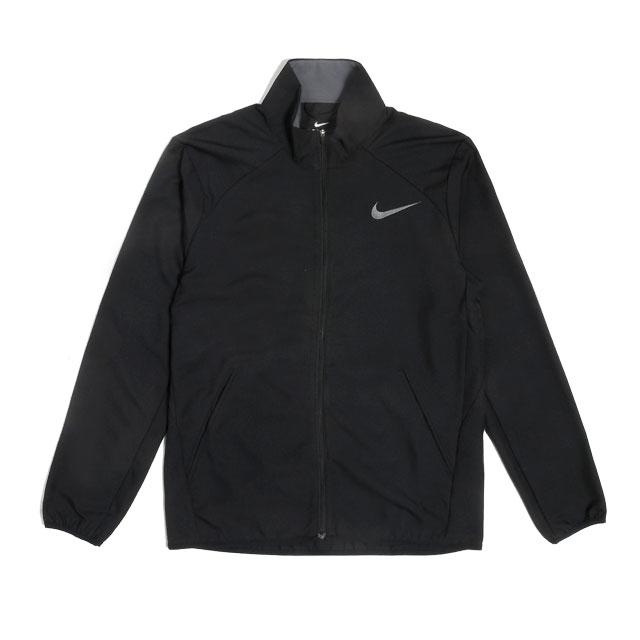 dc69bb27f28b It is grr 800200 jacket Nike men windbreaker training sports long sleeves  head sleeves zip up fastener man black black plain fabric S M L XL the NIKE  ...