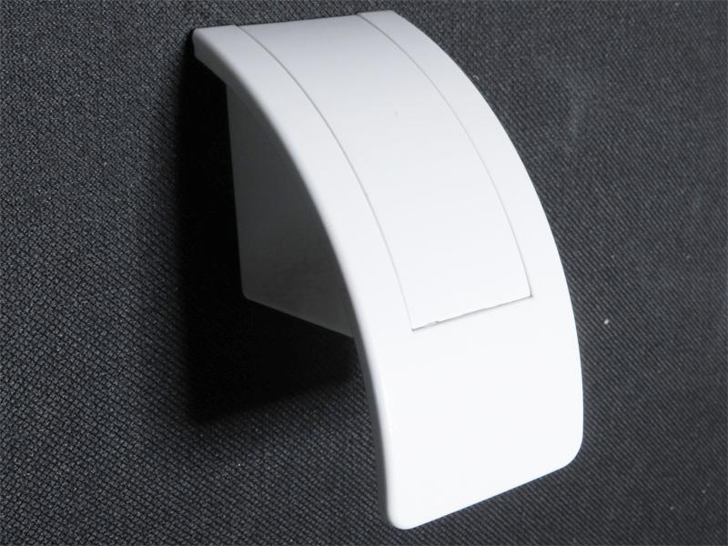 新古品 年中無休 TOTO PTF0010 W50 T1113-05 ホワイト 風呂ふたフック 傷有り 18%OFF