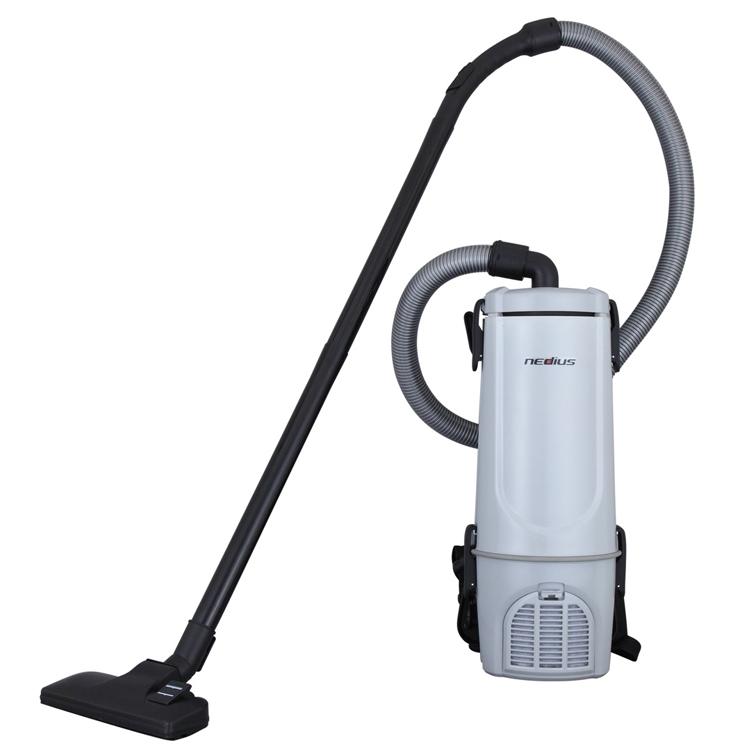 【掃除機】リュック式クリーナー(スイデン) NVー110RIZ[オフィス レストラン バス 電車 店舗 掃除機]