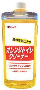 リンレイ オレンジトイレクリーナー 800g×6本