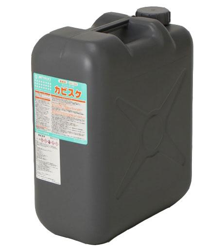 浴室のカビ・タイル目地・コーキングのカビ取り・除去 ミヤキ カビスケ 18L 強力カビ取り剤