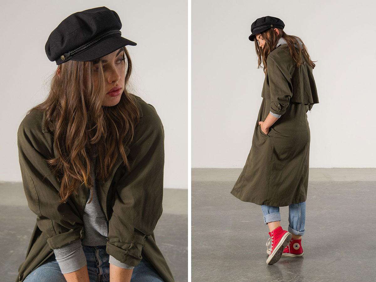 2cc97dc2acc OSS CLOTHING  BRIXTON (Brixton) brixton FIDDLER CAP (Burgundy) sale ...