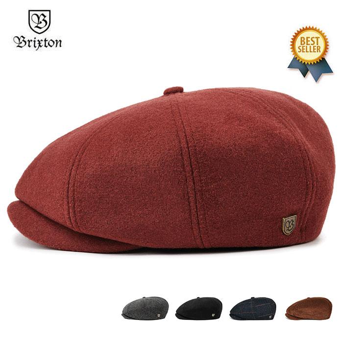 OSS CLOTHING  BRIXTON (Brixton) BROOD SNAP CAP (Black Plaid ... 4e989048c3c