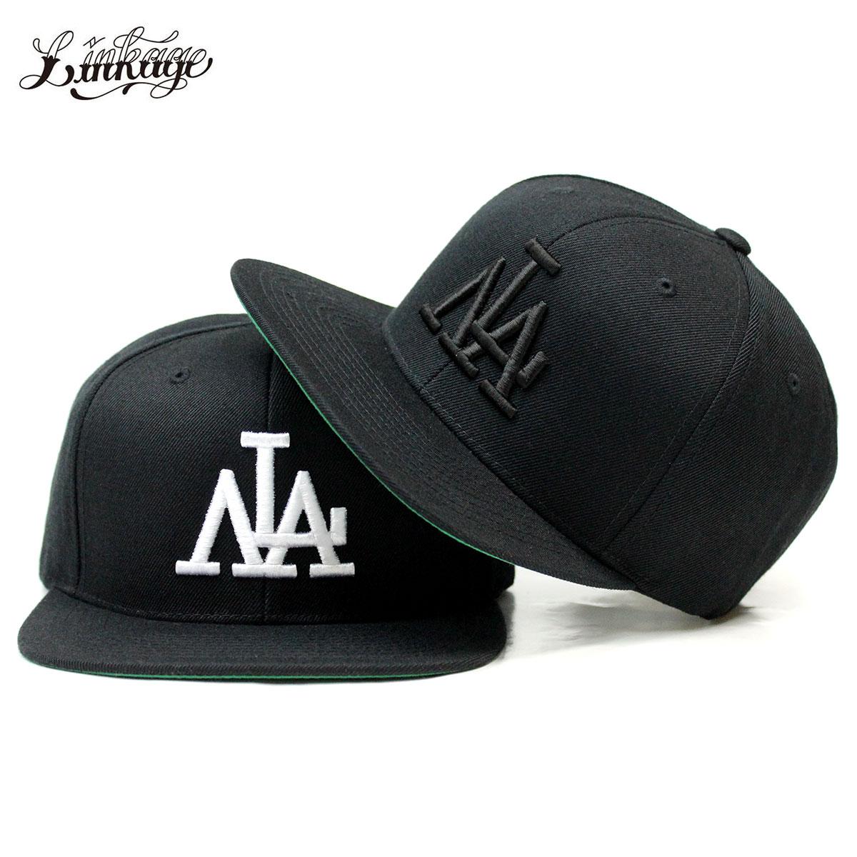 3df52ba6dd58a4 LINKAGE (linkage) LAM Snapback [Snapback Cap Caps men's brand LA Dodgers caps  yupoong ...