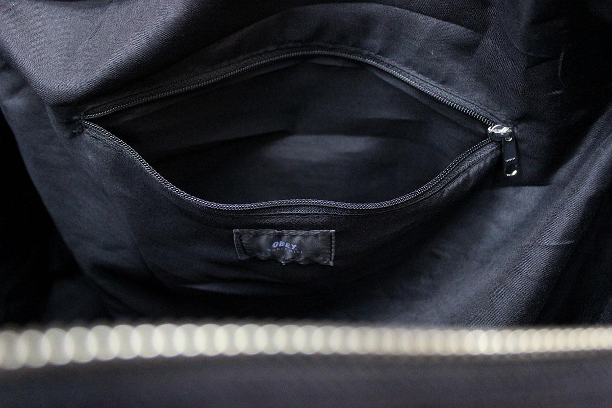服从 (服从) 公司暴力周末 [大手提包旅游包袋布里克斯顿布里克斯顿 HUF 吞吐]