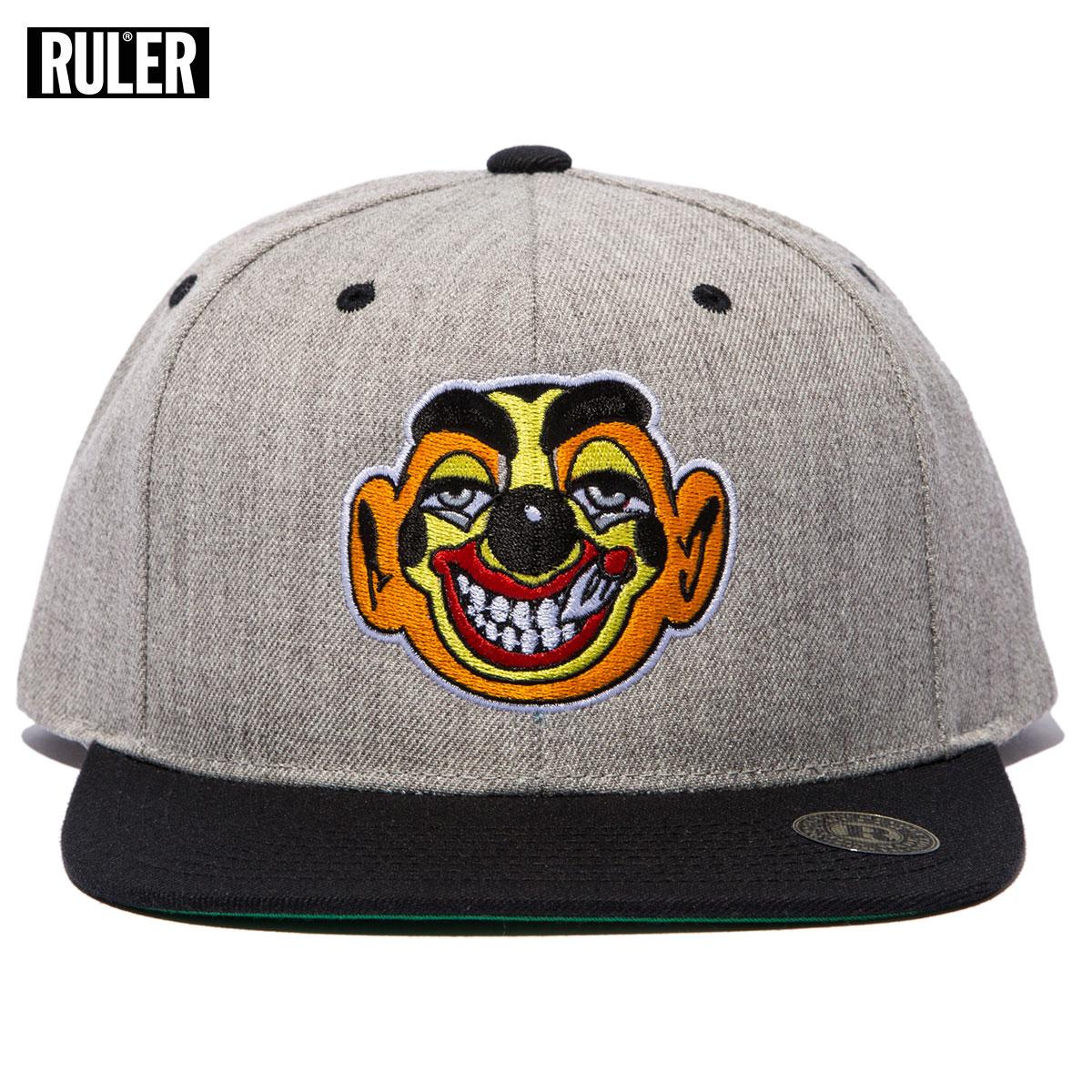 Super SALE 10% off RULER (rulers) HERBS CLOWN SBC [sale] [Cap snap back Hat mens CHEECH & CHONG Cheech & Chong Chih-chiang] Rakuten card Division