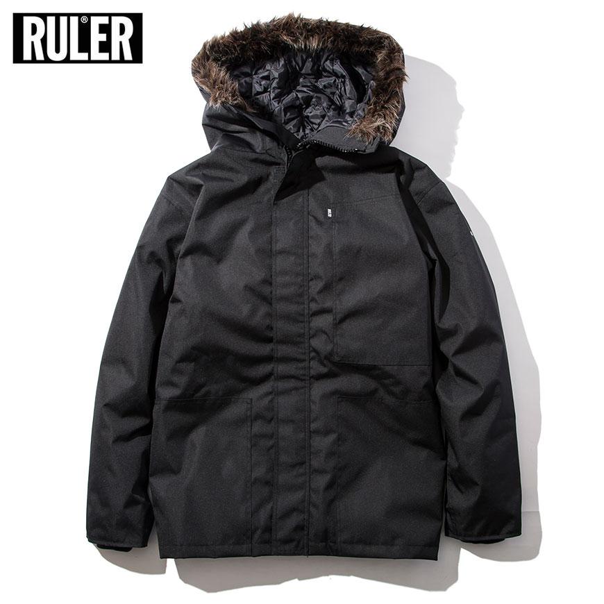 【2017 A/W 先行予約 / 11月初旬-12月初旬入荷予定】 RULER (ルーラー) CODURA PROWL JACKET ルーラー ジャケット N-3B ジャケット ストリート ブランド