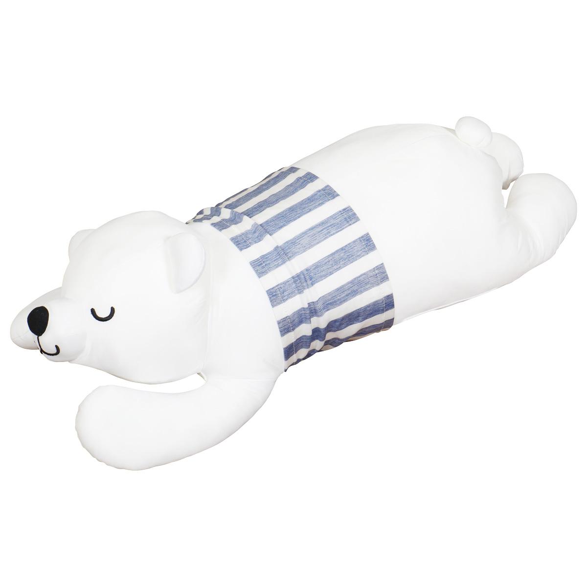 しろくまくん 抱き枕(ホワイト・65cm)
