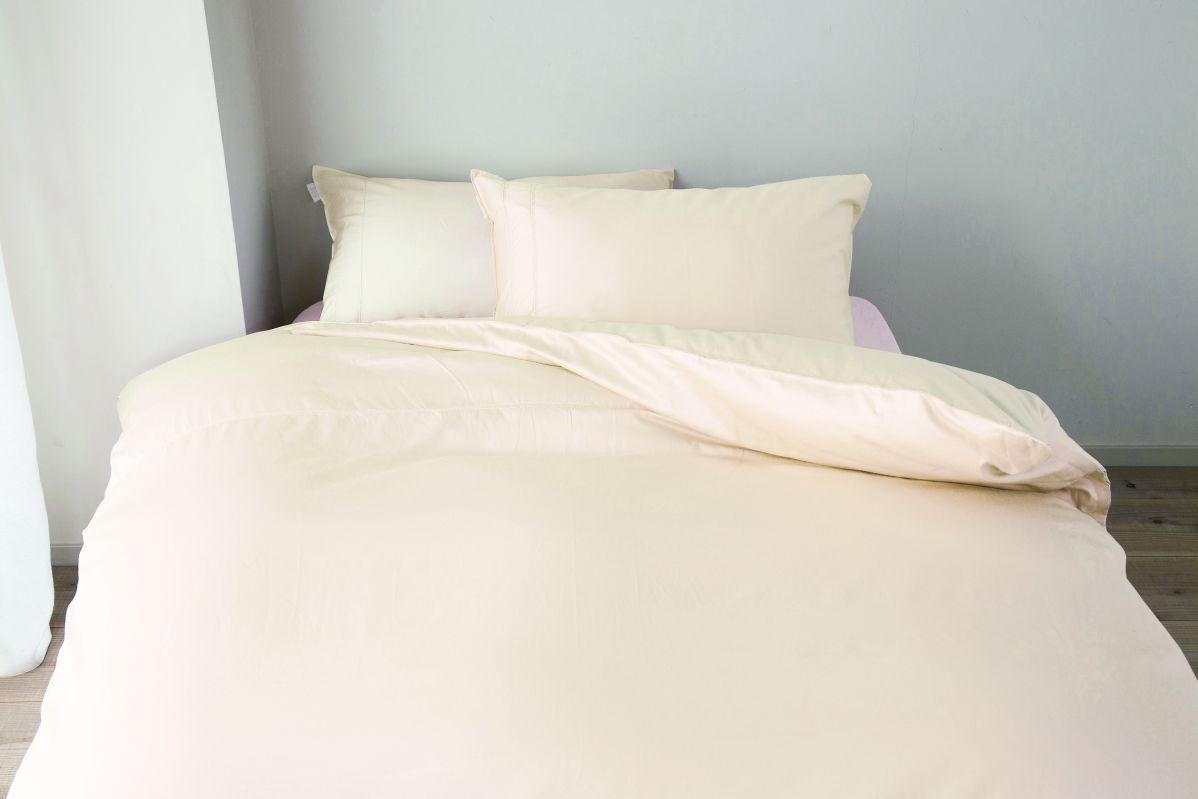 ロマンス小杉 掛けふとんカバーQ クイーン 210x210cm RCS 高品質 上品 光沢 高級感 なめらか しなやか シンプル 人気