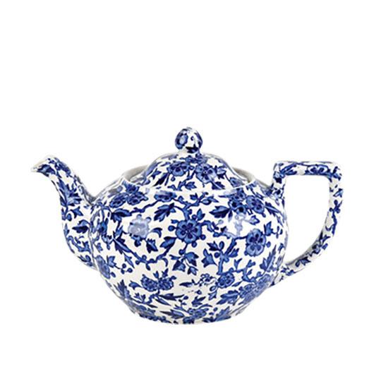 バーレイ 英国食器 Burleigh ブルーアーデン ティーポット S 550ml 花柄/おしゃれ/かわいい/おすすめ/ギフトセット