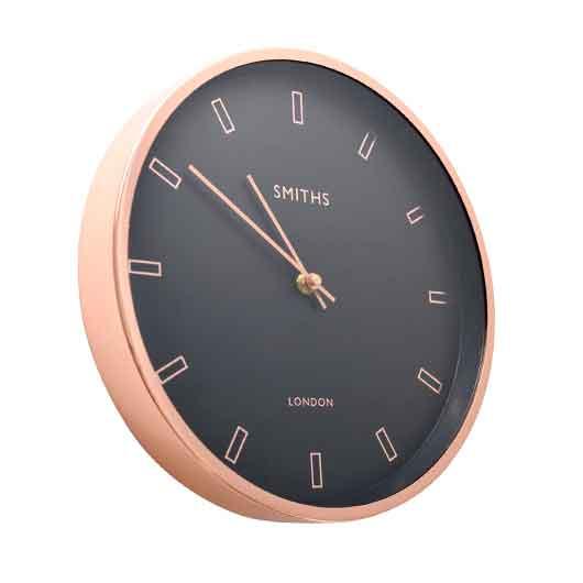 イギリス スミス社製 FIRECAST(ファイヤーキャスト) レトロウォールクロック 掛け時計 英国製/レトロ/SMITHS/復刻版