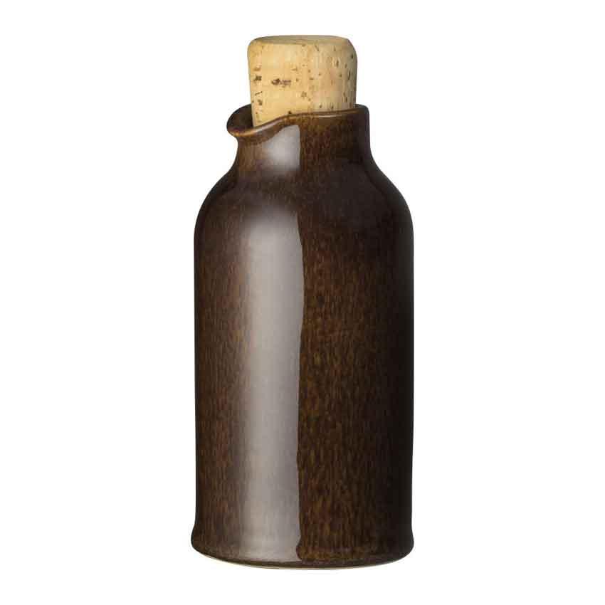 イギリス食器 Denby デンビー スタジオクラフト オイルボトル 花瓶/ドレッシングボトル/おしゃれ/かわいい/おすすめ/レトロ/ナチュラル/フラワーベース