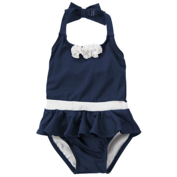 1efad2c569b10 Halterneck UPF50+ UV cut high baby with Jinbo Lee /GYMBOREE swimsuit dress  type skirt, ...