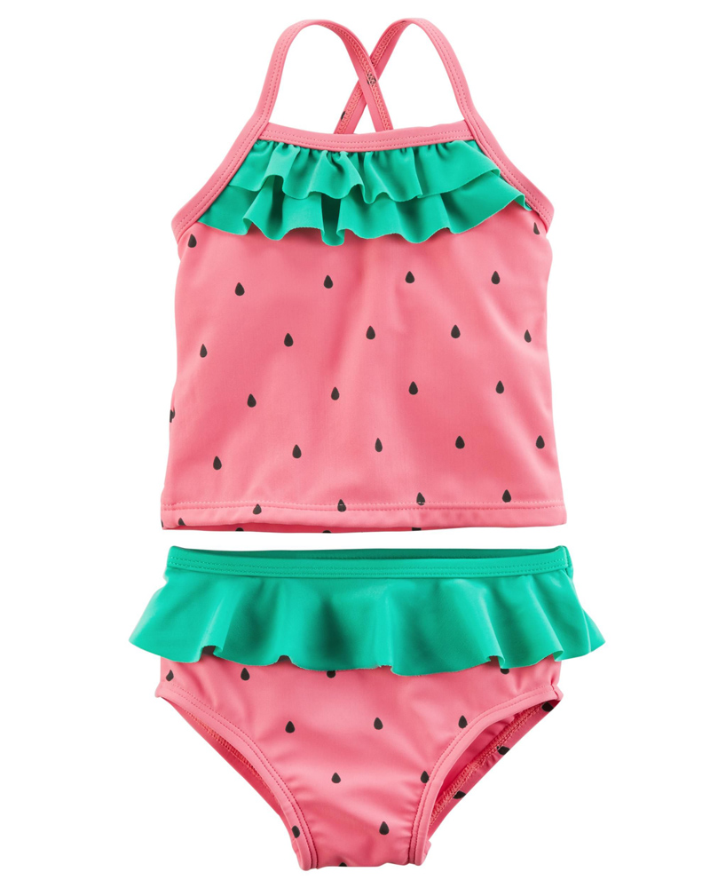 30f2ba0c12 osyamama: 12m18m24m for the baby baby with the child m tank top bikini  strawberry strawberry frill skirt of 18 new work Carter's Carter's swimsuit  woman ...