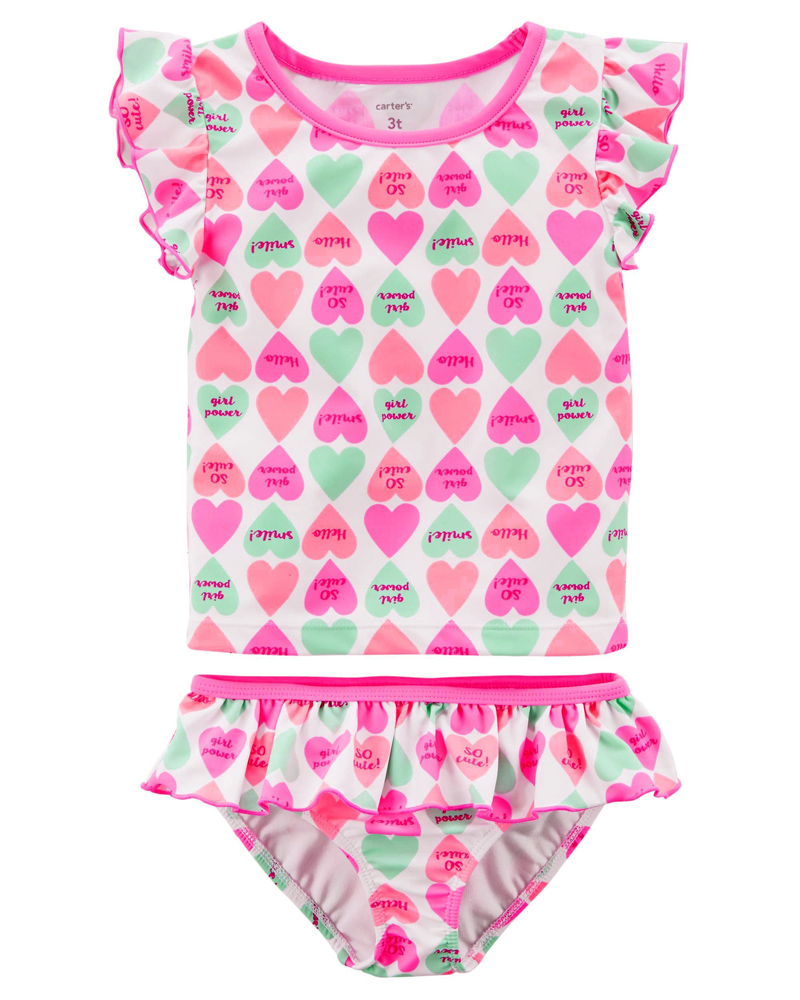 1d2afe6a23 osyamama: 12m18m24m2T3T4T5T678 for the heart baby kids child with the child  tank top bikini sleeve of 18 new work Carter's Carter's swimsuit woman    Rakuten ...