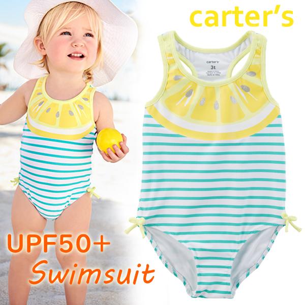 ec2cf7dadd osyamama: 12m18m24m2T3T4T5T678 for the child dress lemon baby kids child of 18  new work Carter's Carter's swimsuit woman   Rakuten Global Market