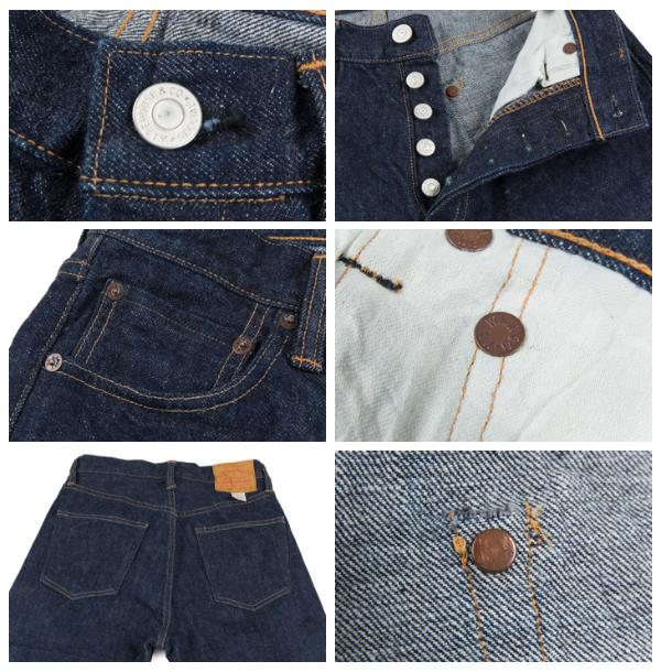WAREHOUSE ( warehouse ) standard jeans 800
