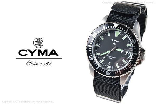 西马 (CIMA) 手表潜水类型 BK
