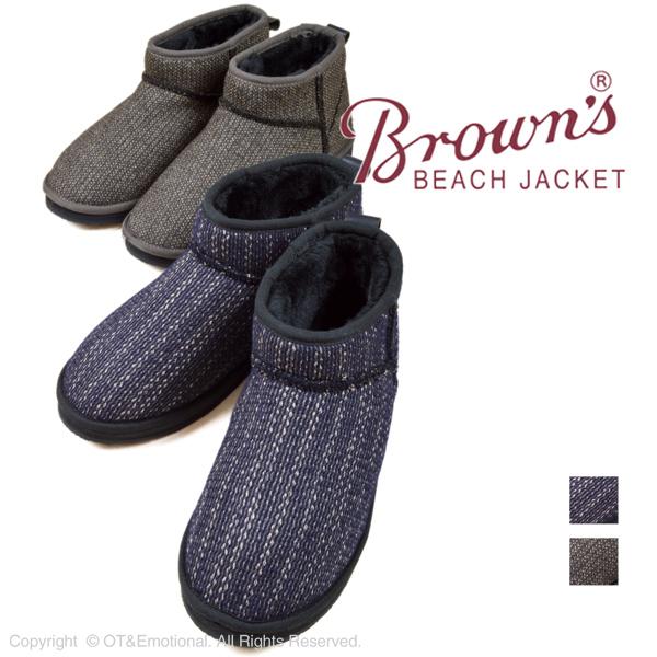 SALE 30%OFF!ブラウンズビーチジャケット(BROWN'S BEACH JACKET)ボアブーツ BBJ9-009