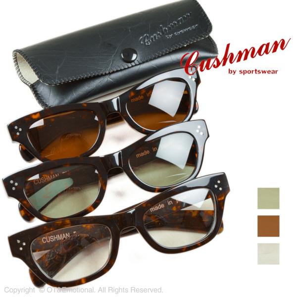 クッシュマン(Cushman)サングラス WELLINGTON TORTOISE 29031
