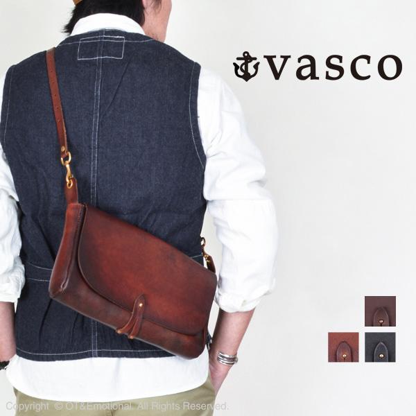 ヴァスコ(vasco) レザー3WAYクラッチバッグ VS-240L