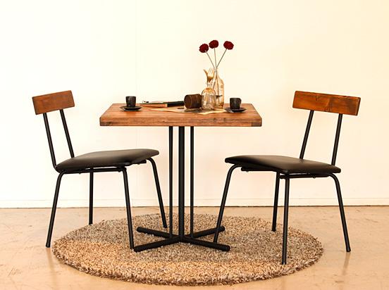 【送料無料】KELT ケルト カフェテーブル テーブル 机 天然木 古木 お洒落