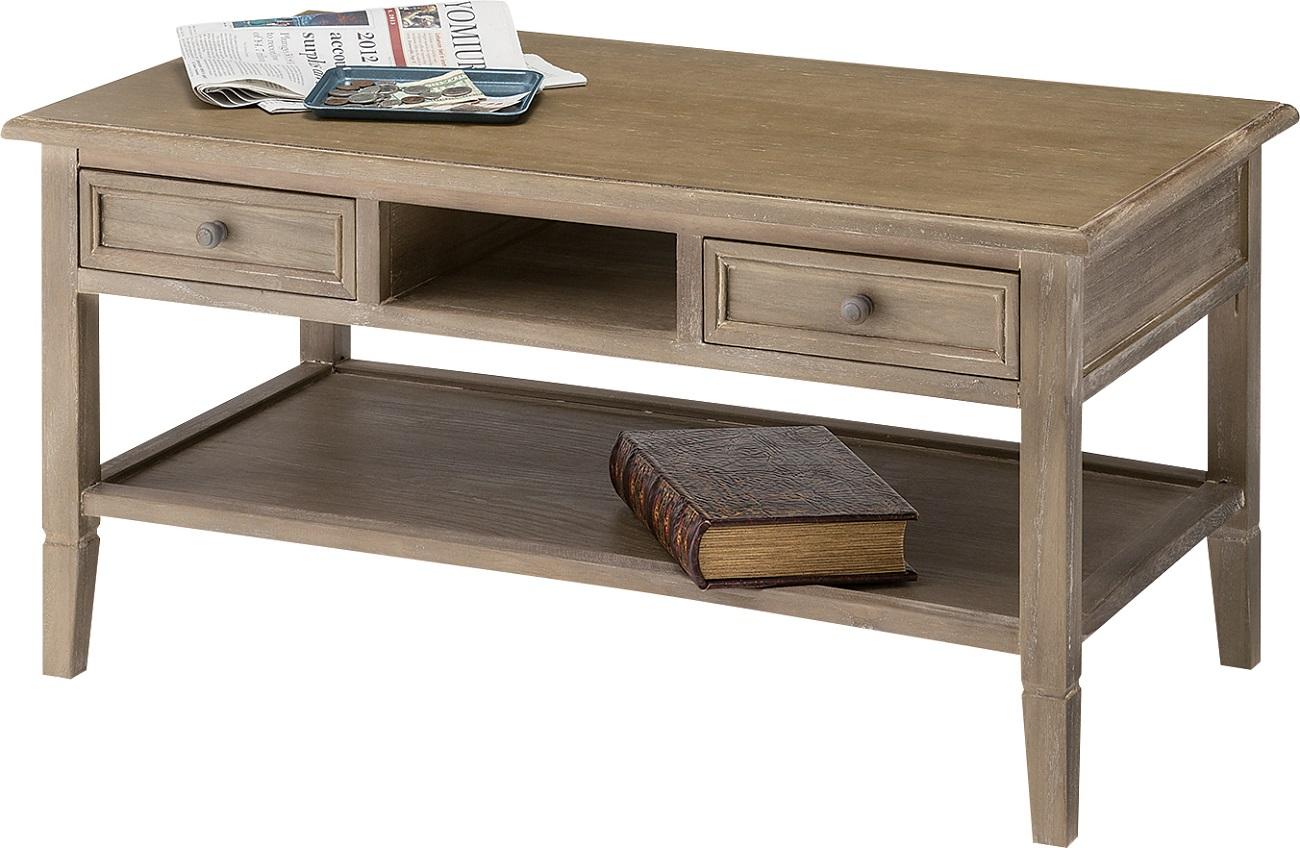 【送料無料】センターテーブル テーブル 机 天然木 ブラウン ブルックリンスタイル ブルックリン