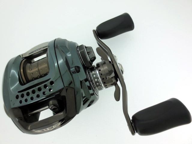 Daiwa/ダイワSTEEZ LTD SV 105XHL/スティーズ リミテッド SV 105XHL左ハンドル 【中古】【釣り/つり/釣具/リール】
