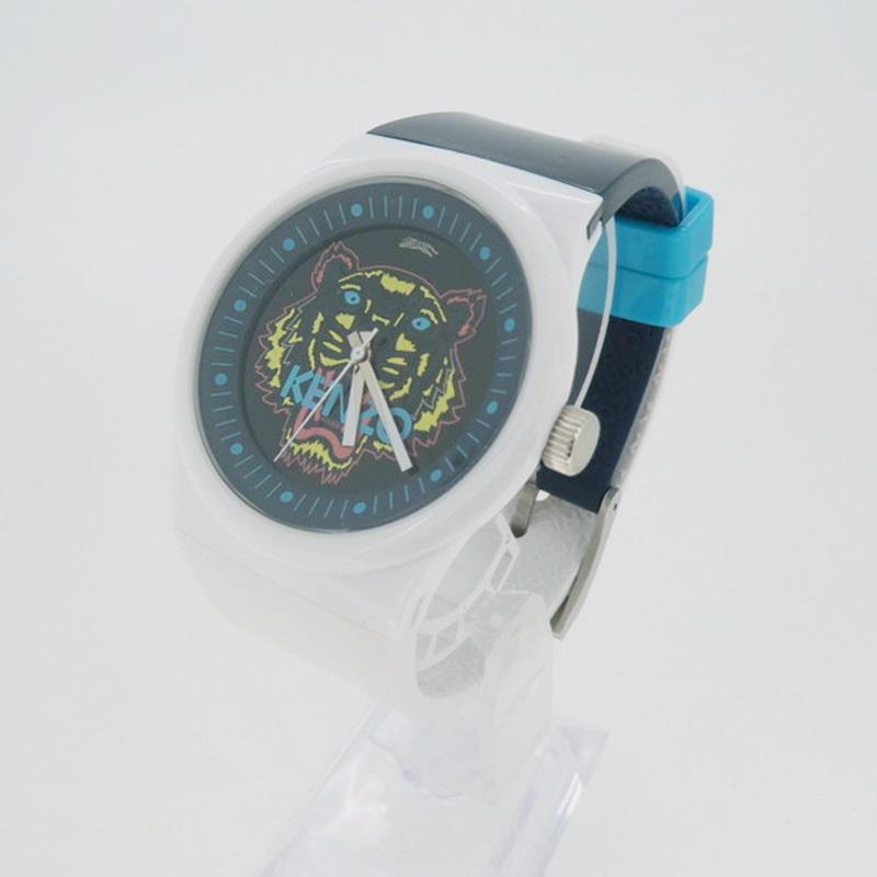 【中古】KENZO ケンゾー タイガー クォーツ 腕時計 【f131】
