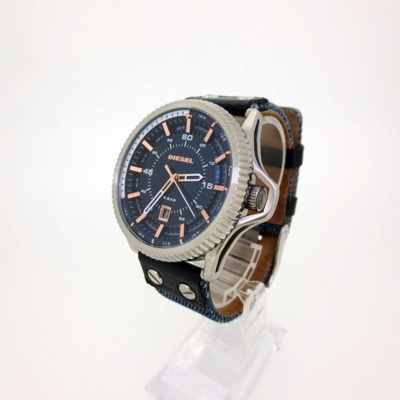 中古 DIESEL ディーゼル DZ-1727 腕時計 選択 限定Special Price gwpu クォーツ f131