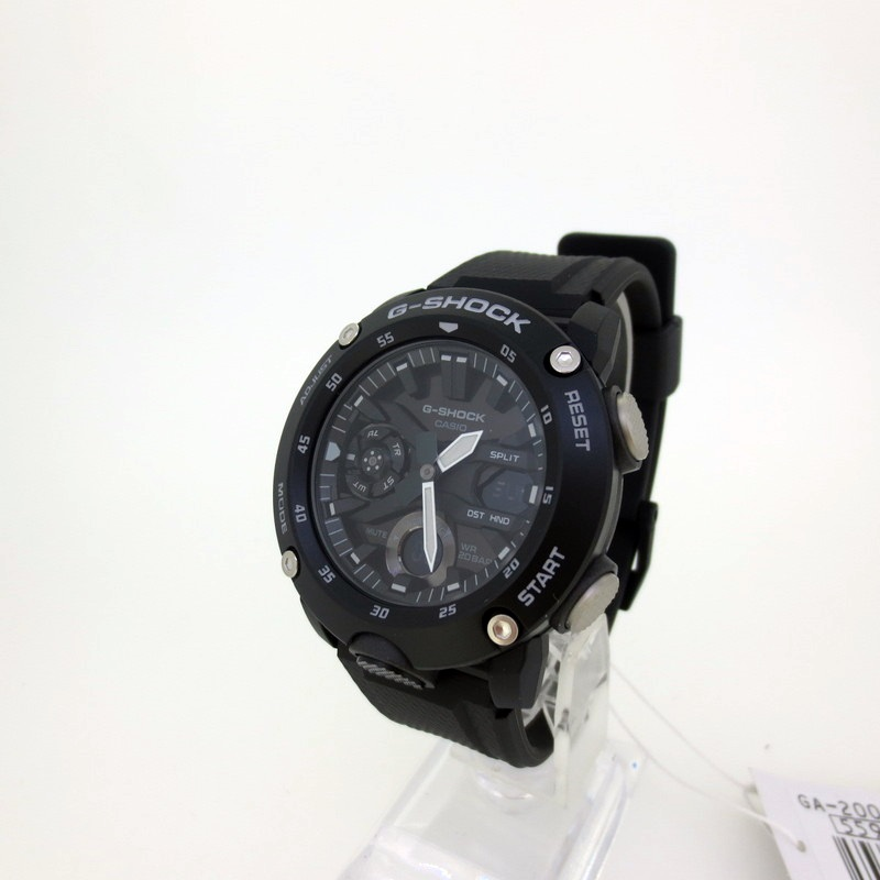 【中古】CASIO カシオ G-SHOCK Gショック GA-2000S クォーツ 腕時計 【f131】