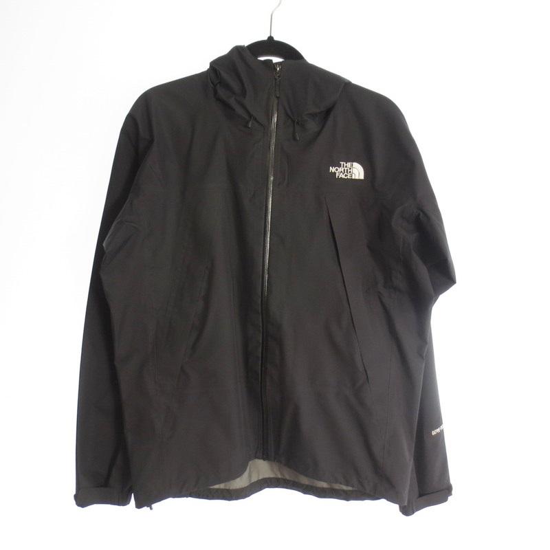 【中古】THE NORTH FACE ザ・ノースフェイス Climb Light Jacket NP11503 マウンテンパーカー サイズ:L カラー:ブラック / アウトドア【f092】