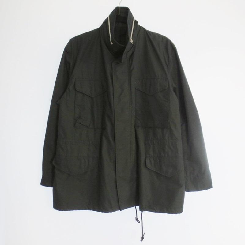 【中古】Mountain Research マウンテンリサーチ M-65 フィールドジャケット MTR-2882P 2019AW ブラック サイズ:M / 【f92】