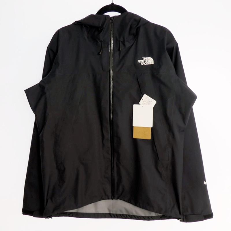 【中古】THE NORTH FACE ザ・ノースフェイス Climb Light Jacket マウンテンパーカー 2020S/S NP11503 ブラック サイズ:L / アウトドア【f092】