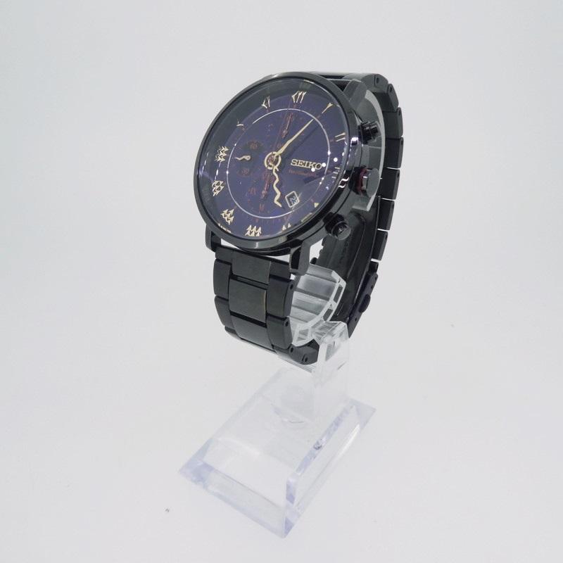 中古 SEIKO セイコー 優先配送 Original Servant Watch Lancer Ereshkigal SZER066 MODEL order fate grand f131 クォーツ 腕時計 セール特別価格