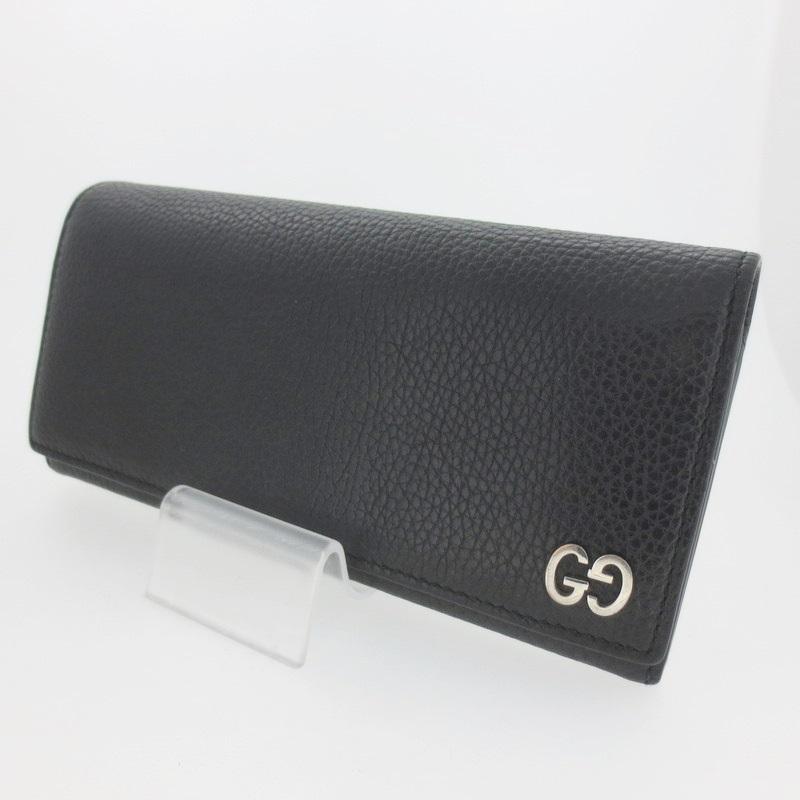 5b5d2569459e 【中古】GUCCI グッチ DORIAN 481727 二つ折り長財布 ウォレット サイズ: カラー: