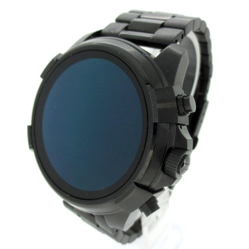 25962f243156 【中古】DIESEL ディーゼル スマートウォッチ 腕時計 リストウォッチ サイズ:- カラー:ブラック