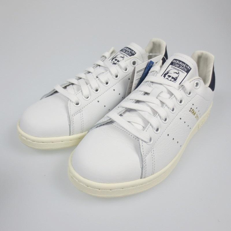 【中古】adidas originals アディダス オリジナルス Stan Smith スタンスミス スニーカー サイズ:24 カラー:ホワイト【f128】