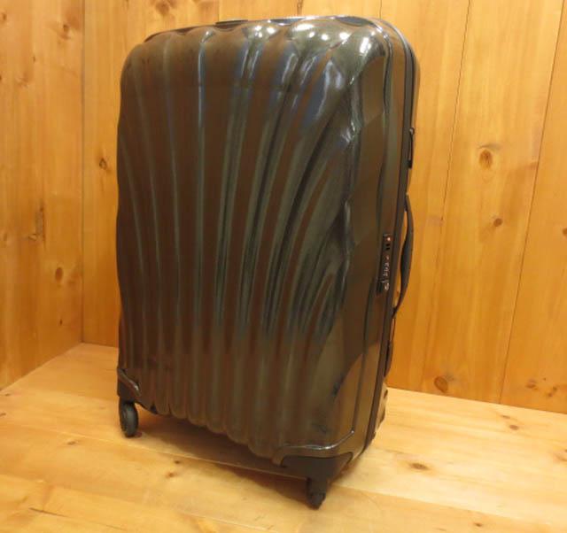 【中古】Samsonite サムソナイト スーツケース キャリーバッグ カラー:チャコールグレー系