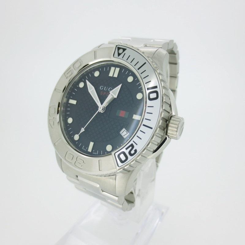 【中古】GUCCI グッチ 腕時計 リストウォッチ G-TIMELESS サイズ: カラー:【f131】