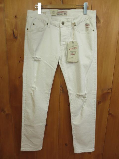 【中古】Roy Roger's/ロイロジャース デニムパンツ サイズ:31 カラー:ホワイト