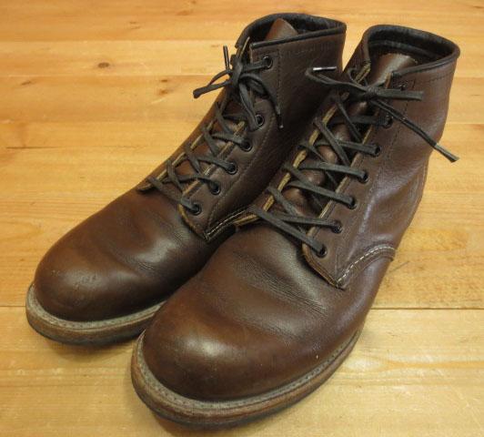 【中古】RED WING/レッドウィング ブーツ サイズ:28cm カラー:ブラウン