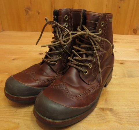 【中古】UGG アグ BRANTON ブラントン ブーツ サイズ:28 カラー:ブラウン系