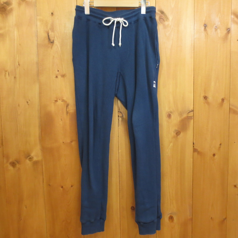 【中古】RHC Ron Herman ロンハーマン スウェットパンツ パンツ サイズ:M カラー:ネイビー系 / インポート【f107】