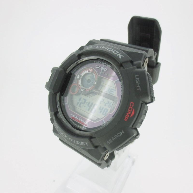 【中古】CASIO カシオ G-SHOCK Gショック GW-9300 電波ソーラー 腕時計 リストウォッチ 【f131】