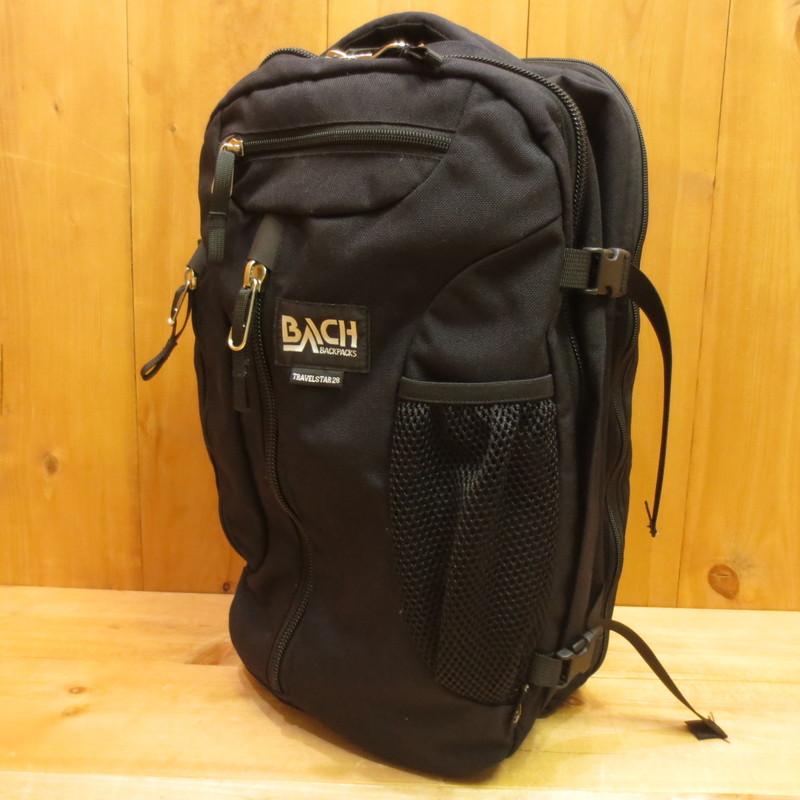 【中古】BACH バッハ 3WAYバッグ バックパック リュック サイズ: カラー:ブラック【f121】