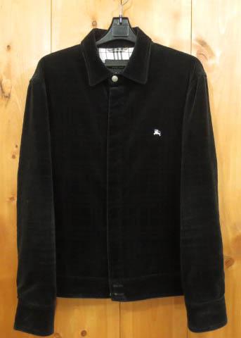 【中古】BURBERRY BLACK LABEL バーバリー・ブラックレーベル ジャケット サイズ:M カラー:ブラック / インポート