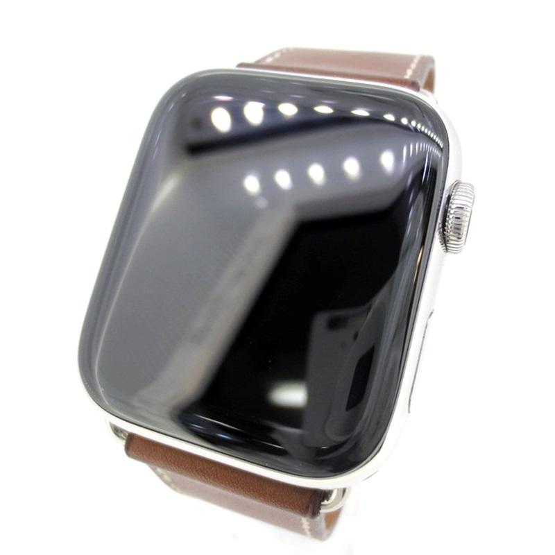 【中古】HERMES エルメス シンプルトゥール ラリー 44mm 腕時計 リストウォッチ Apple Watch アップルウォッチ サイズ:- カラー:-【f132】