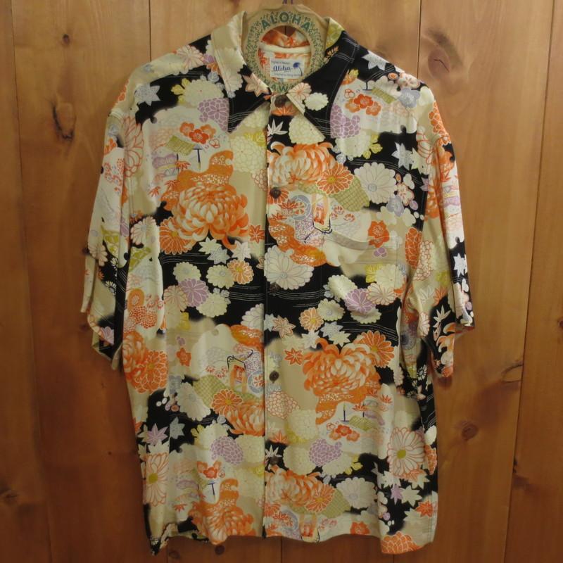 【中古】SUN SURF サンサーフ 半袖 シャツ アロハシャツ サイズ:M カラー:- / アメカジ【f101】