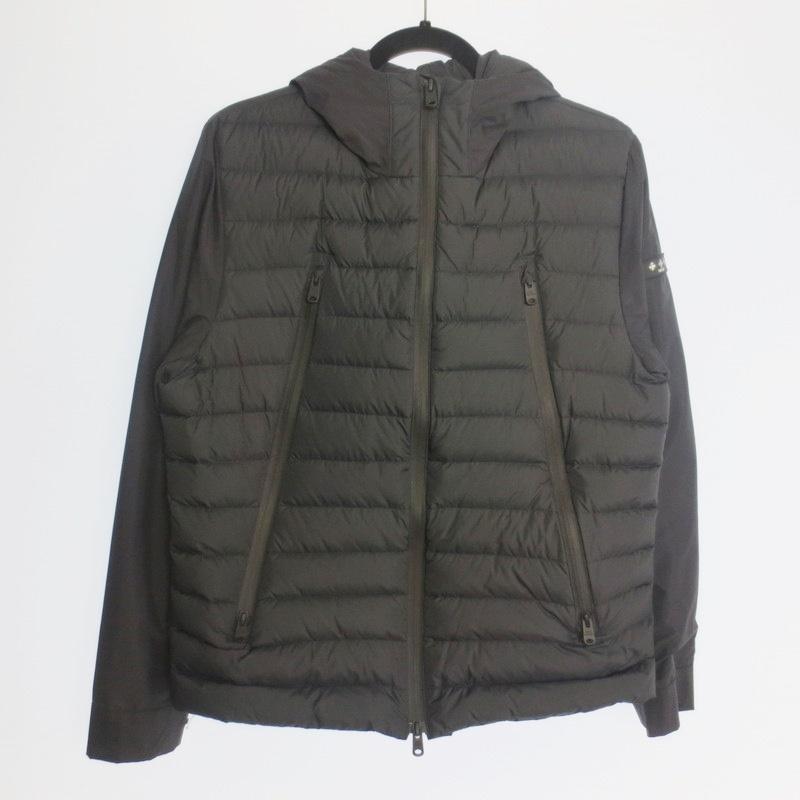 【中古】TATRAS タトラス AMARANTO ライトダウンジャケット サイズ:3 カラー:ブラック【f108】